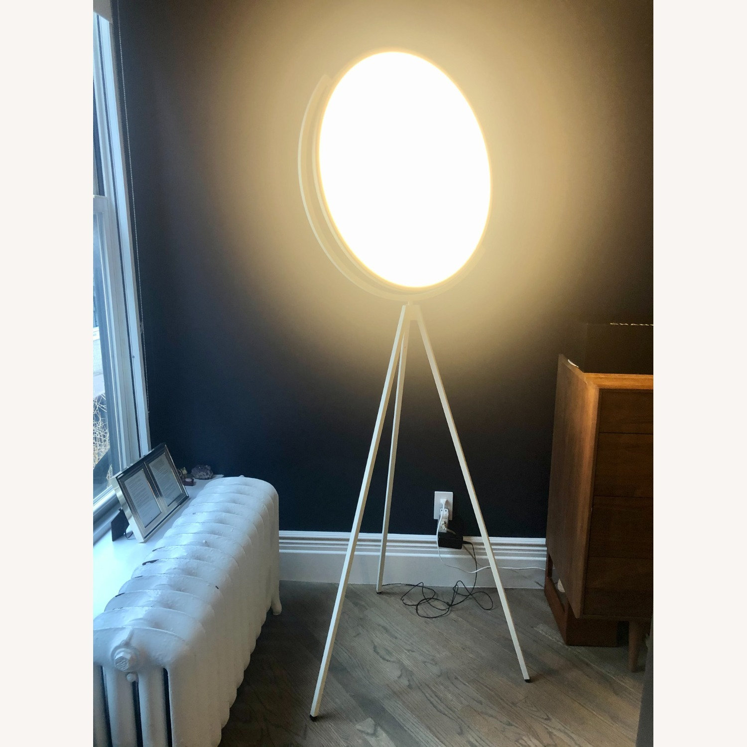 White Flos Superloon Dimmable LED Floor Lamp - image-4