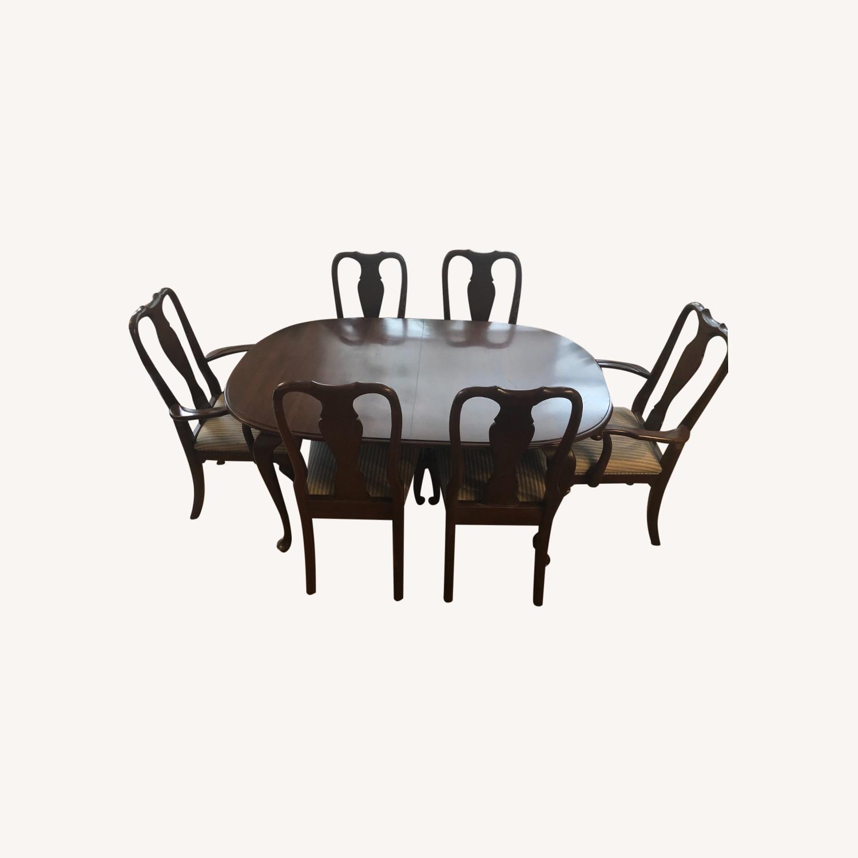 Ethan Allen Dining Set - image-0