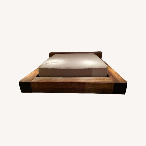 Used Environment Edge King Bed for sale on AptDeco