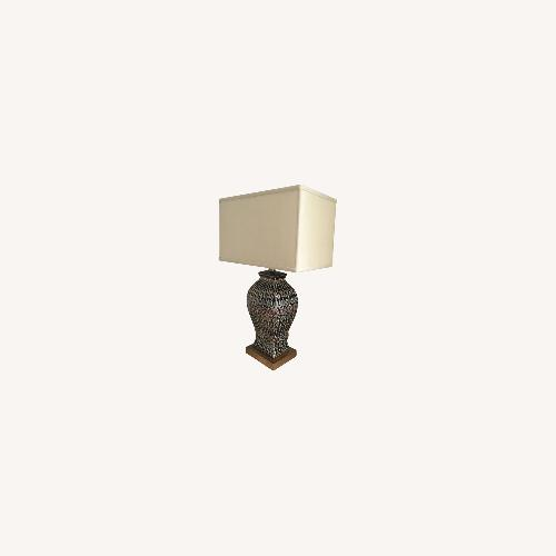 Used Currey and Company Table Lamp for sale on AptDeco