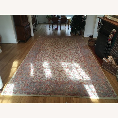 Used Karastan Kirman Rug 8.5' x 15' for sale on AptDeco