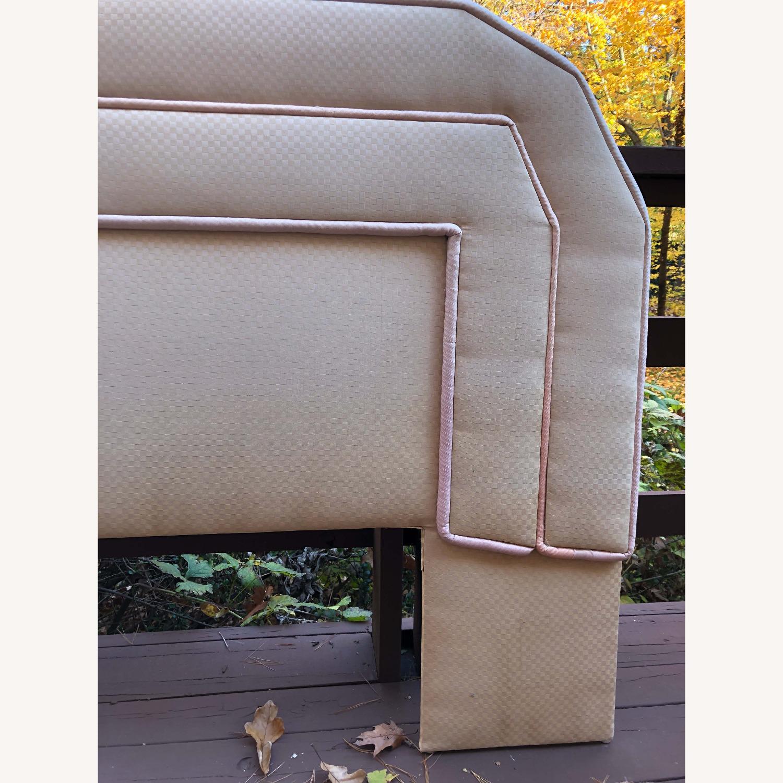Fabric Piquet Headboard - image-3
