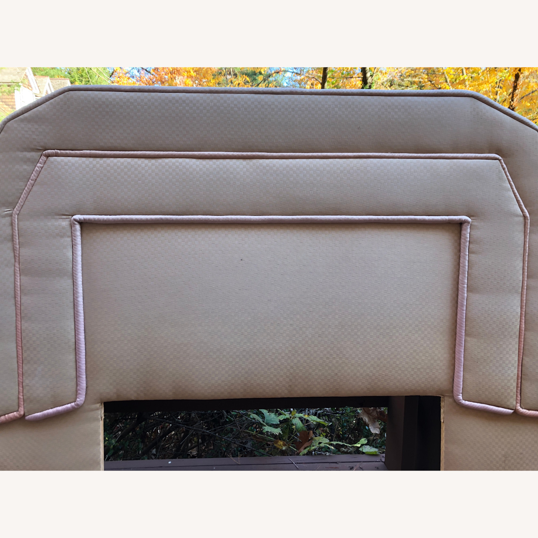 Fabric Piquet Headboard - image-2