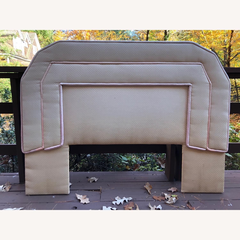 Fabric Piquet Headboard - image-1