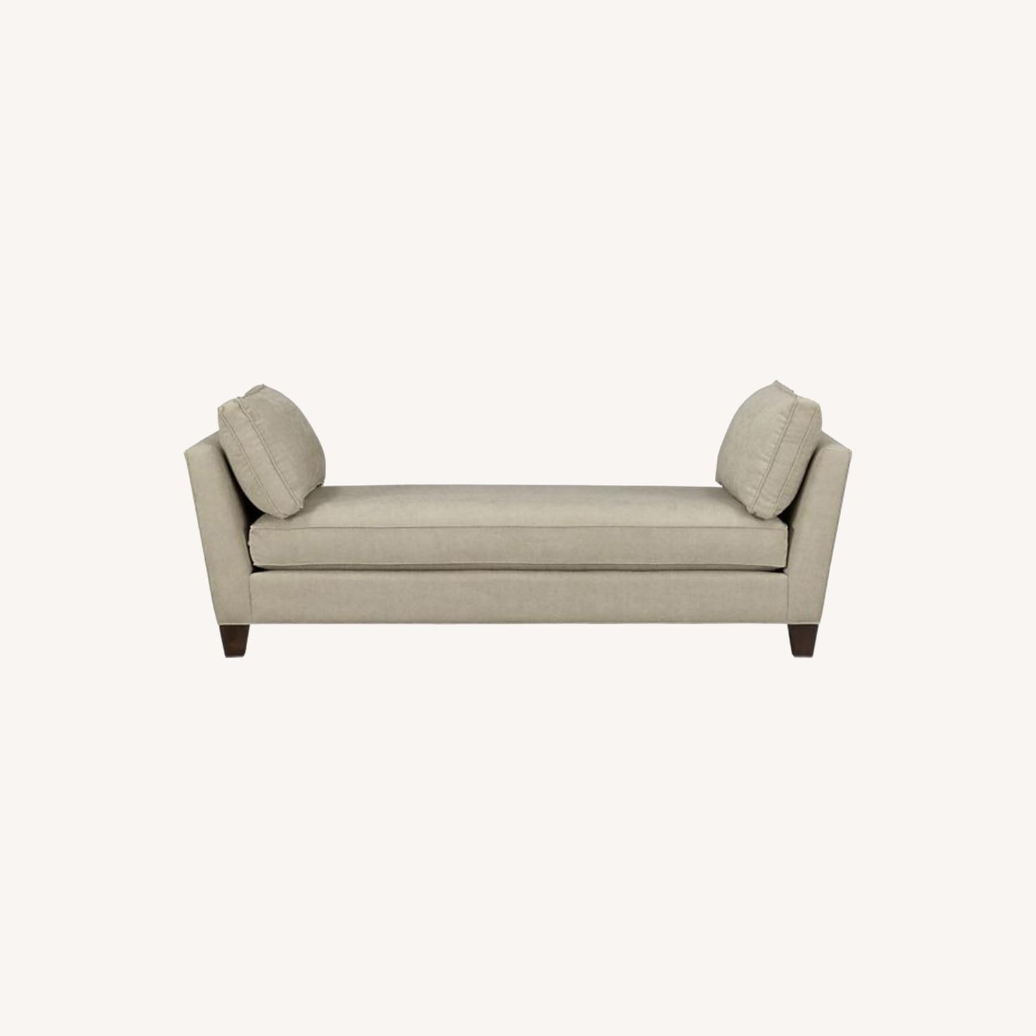 Crate & Barrel Simone Daybed - image-0