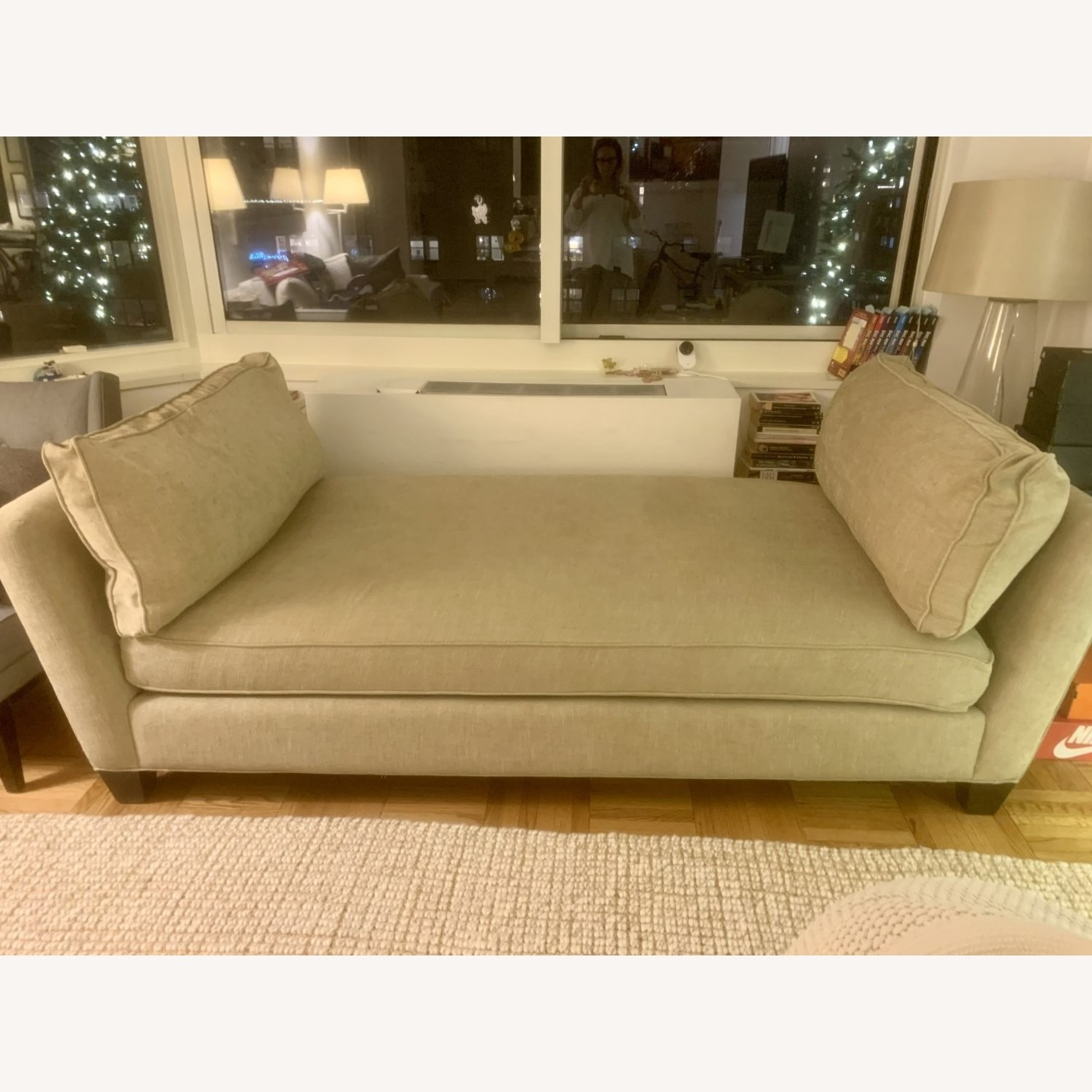 Crate & Barrel Simone Daybed - image-3