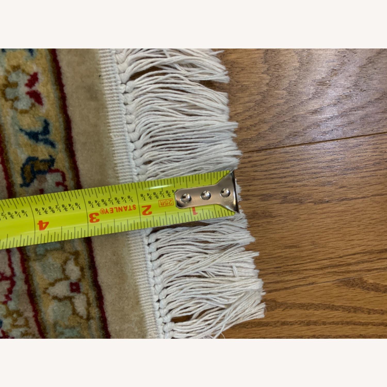 Persian Handwoven Wool Rug - image-8