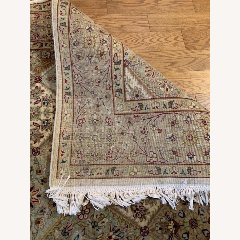 Persian Handwoven Wool Rug - image-2