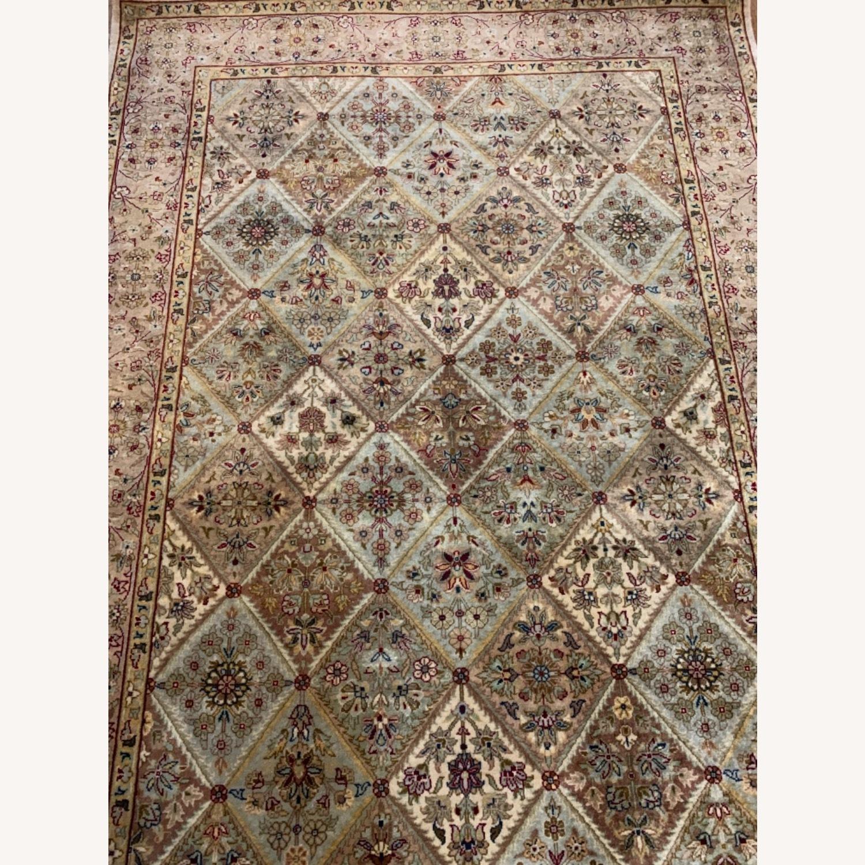 Persian Handwoven Wool Rug - image-3