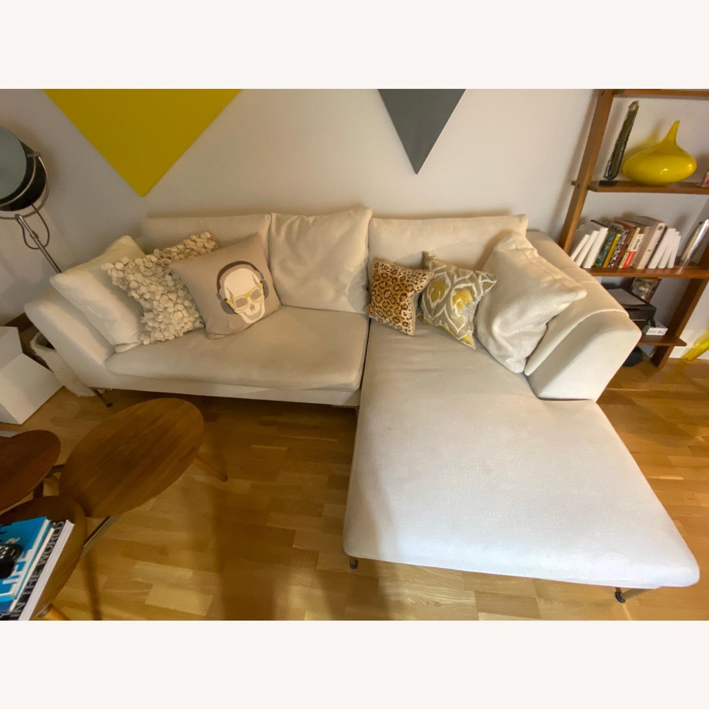 West Elm Pillow - image-2