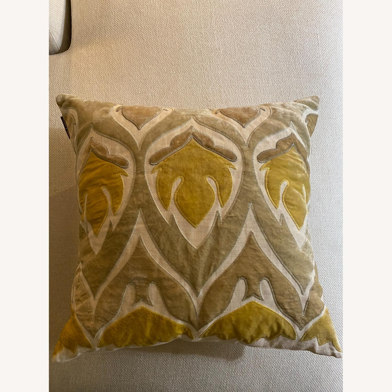 West Elm Pillow - image-0