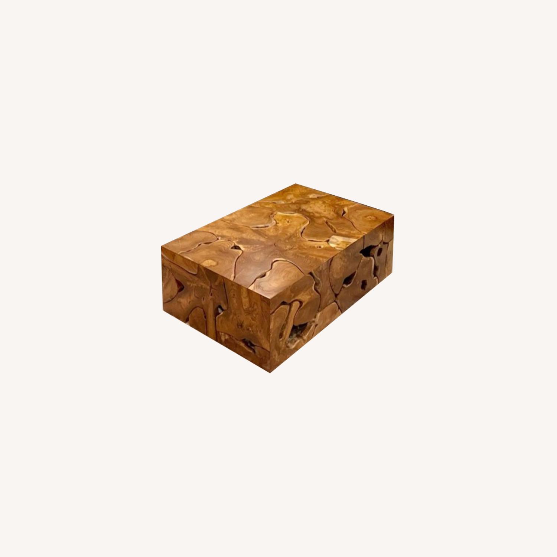 NOIR Furniture Vert Coffee Table from Burke Decor - image-0
