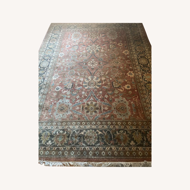 Antique Persian Area Rug - image-5