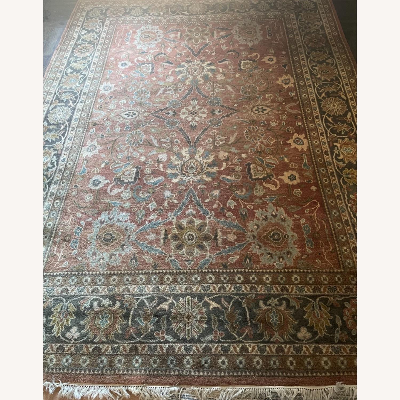 Antique Persian Area Rug - image-2