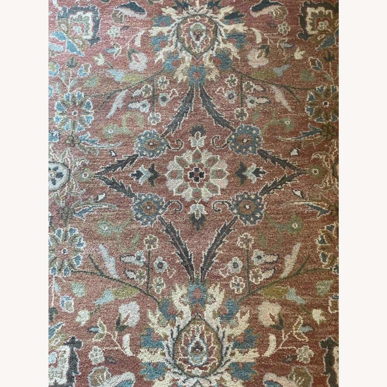 Antique Persian Area Rug - image-1