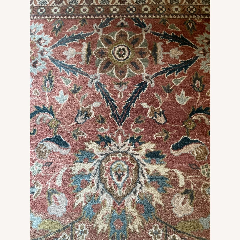 Antique Persian Area Rug - image-0