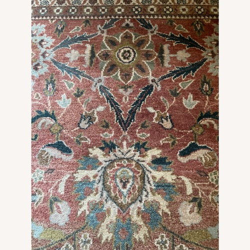 Used Antique Persian Area Rug for sale on AptDeco