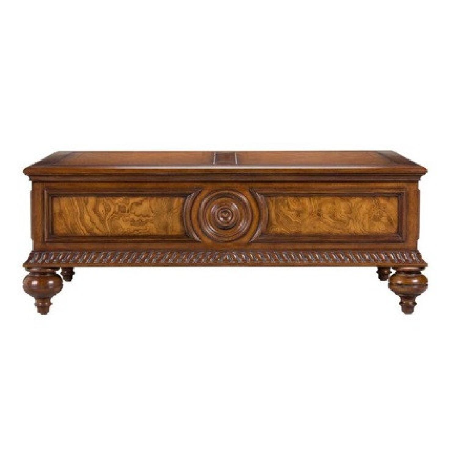 Ethan Allen Morley Coffee Table - image-6