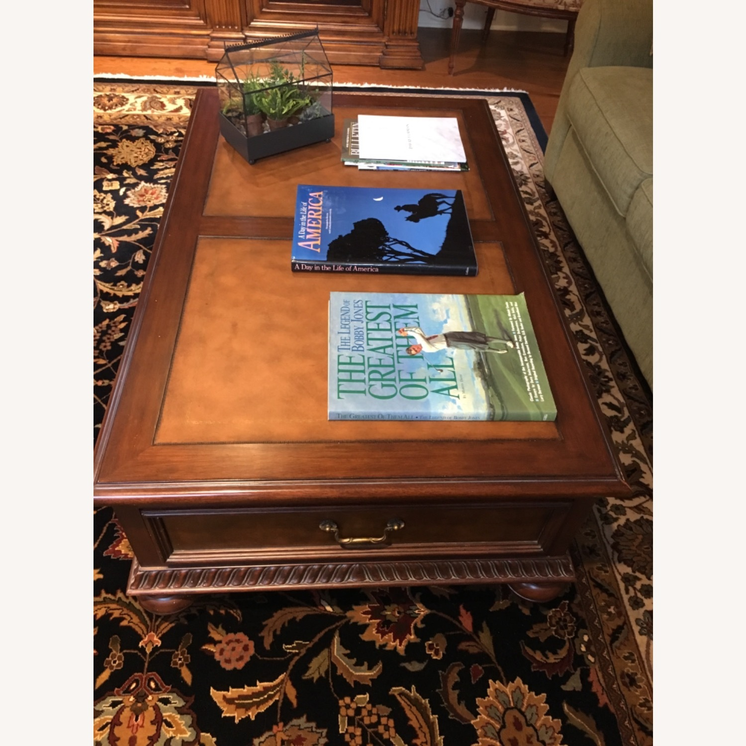 Ethan Allen Morley Coffee Table - image-2