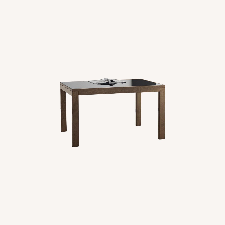 Calligaris Extendable Dining Table Aptdeco