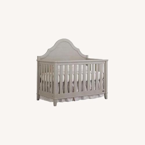 Used Bassett Ava Collection Convertible Crib for sale on AptDeco