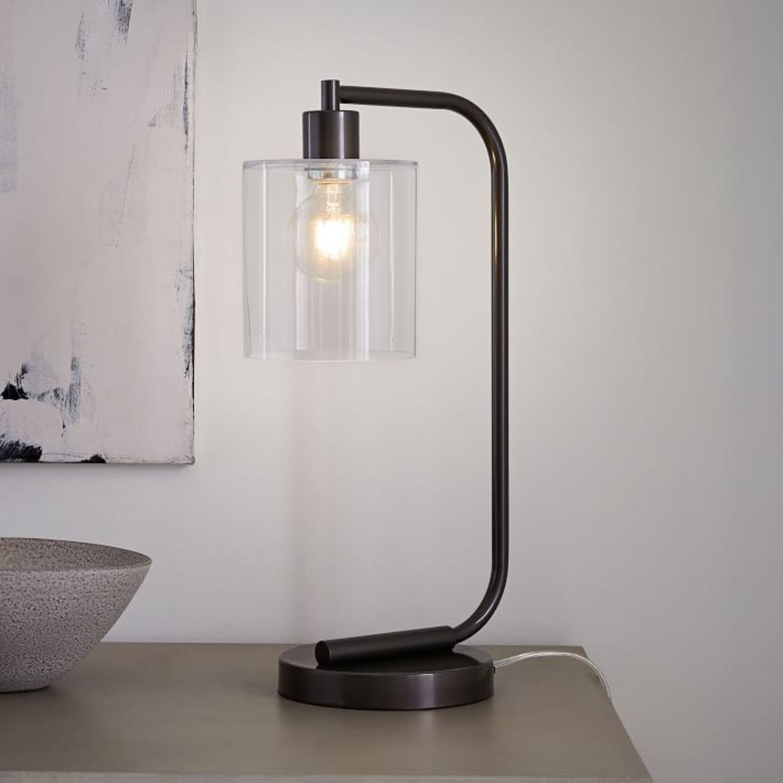 West Elm Table Lamp - image-2
