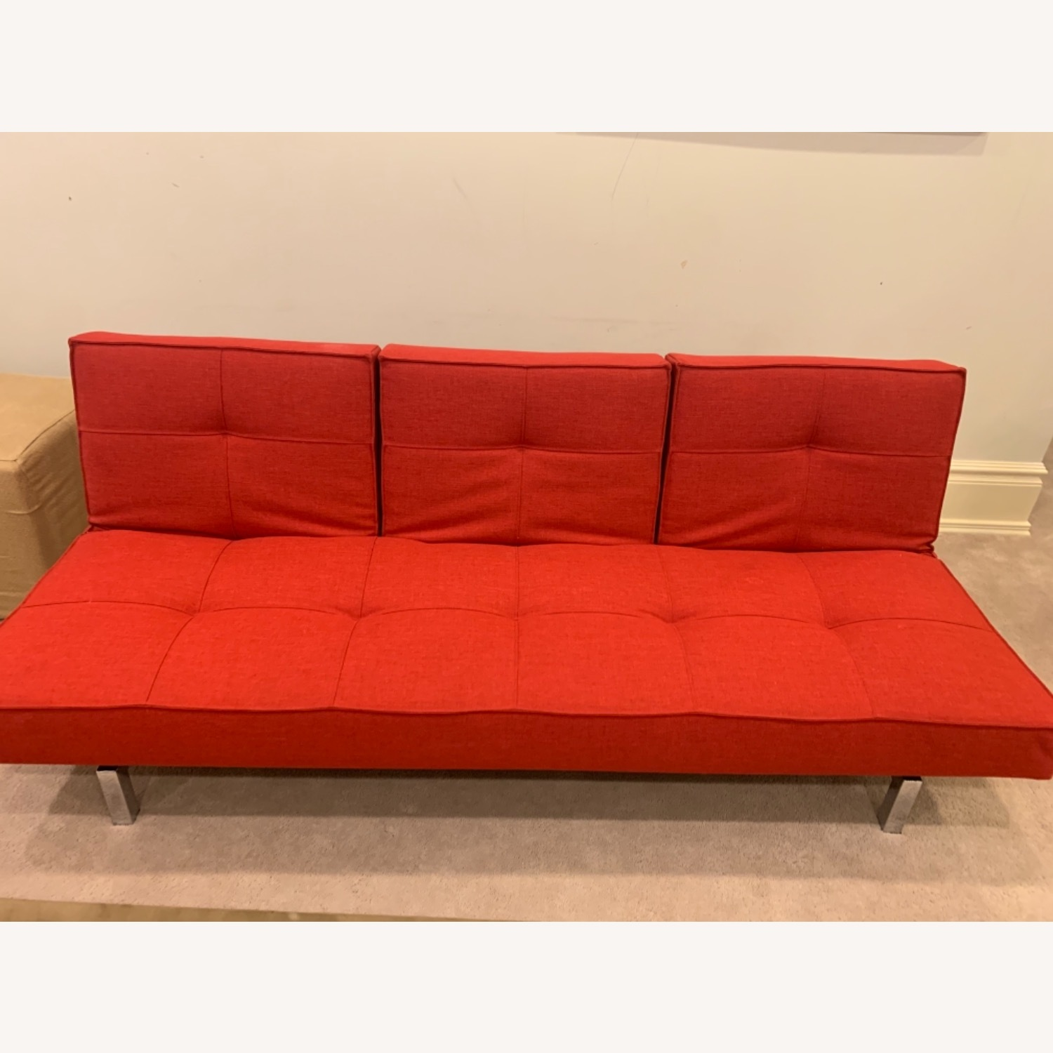 Room and Board Reclining Sleeper Sofa - image-1