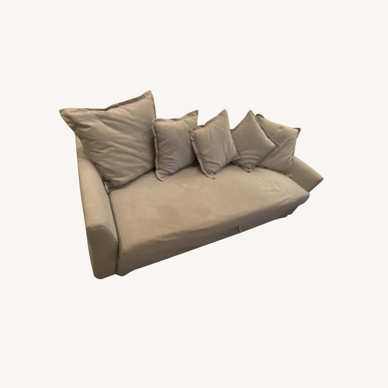 IKEA Sleeping Sofa - image-0