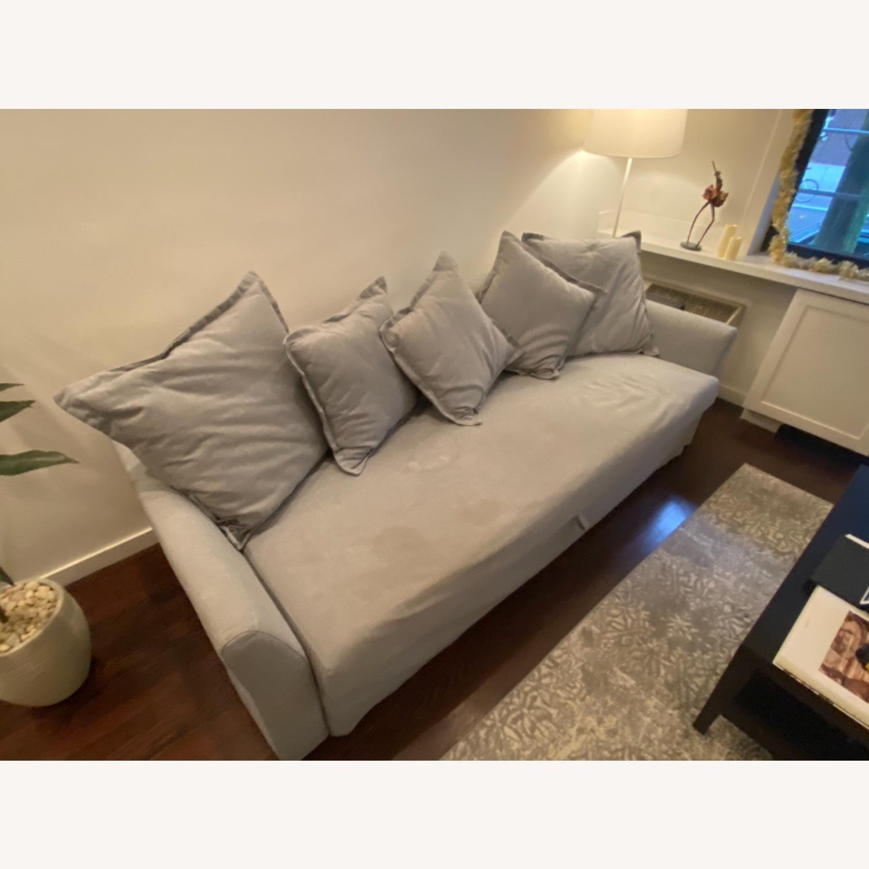 IKEA Sleeping Sofa - image-2