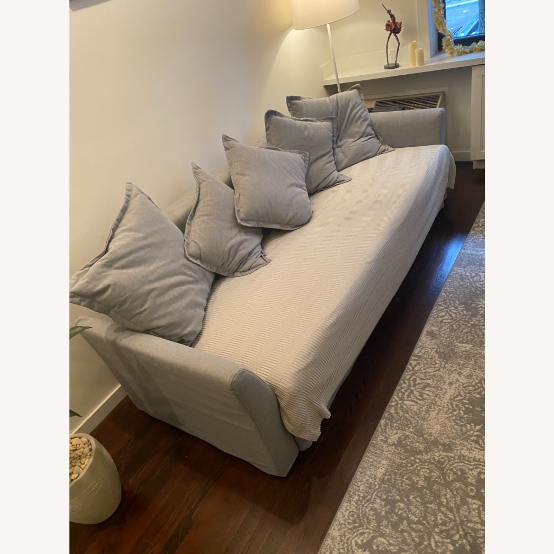 IKEA Sleeping Sofa - image-1