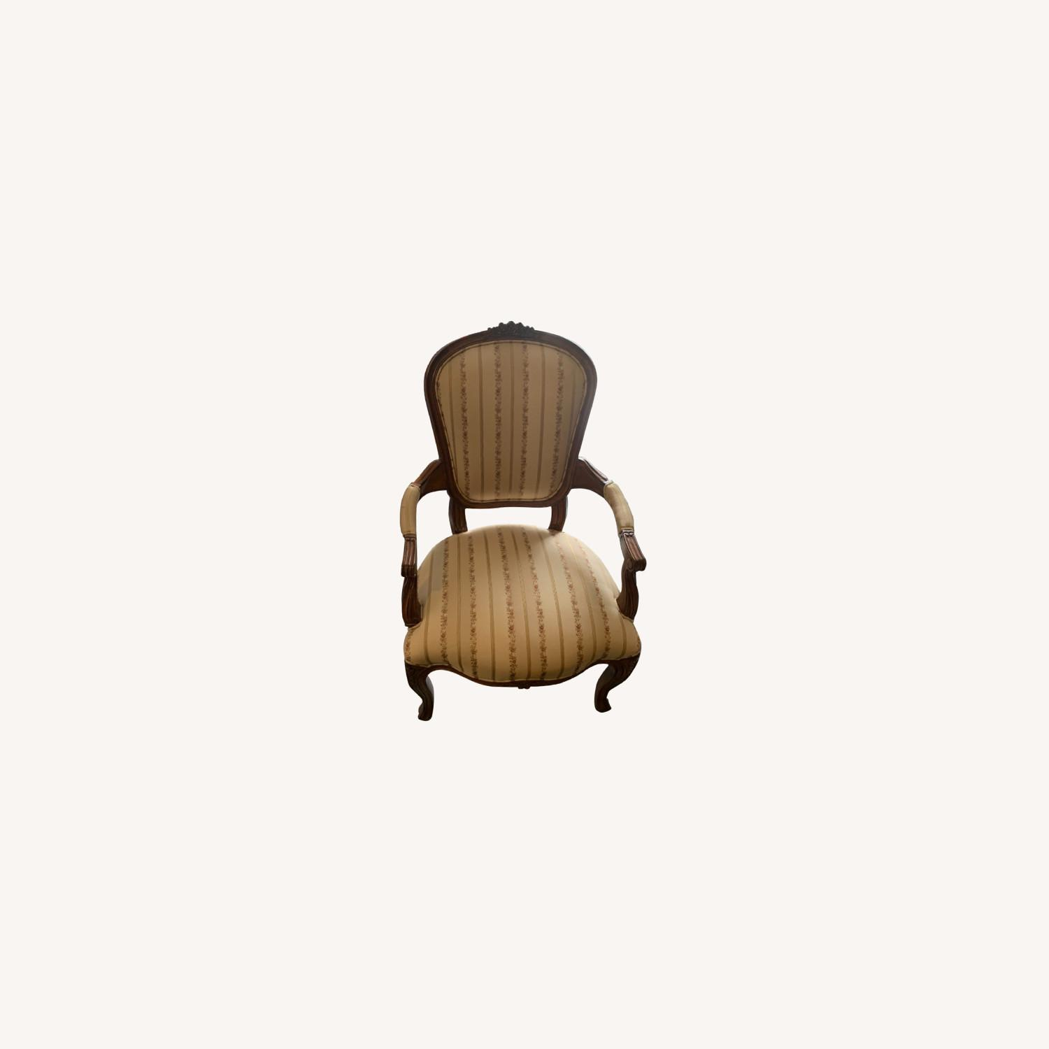 Ethan Allen Living Room Chairs - image-0