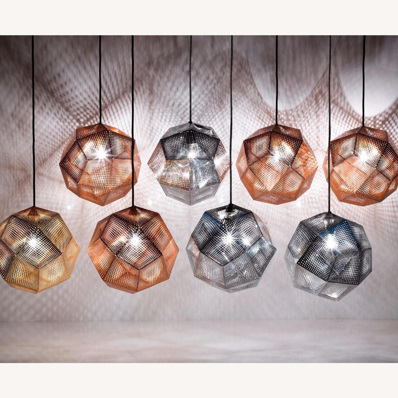 Tom Dixon Etch Pendant Copper - image-3