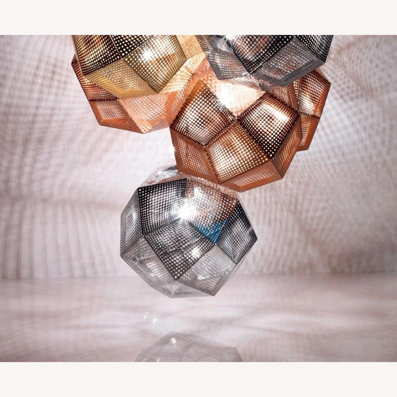 Tom Dixon Etch Pendant Copper - image-2