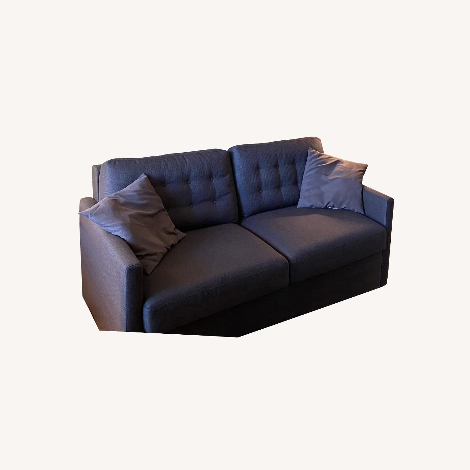 American Leather Queen Size Sleeper-Sofa - image-0