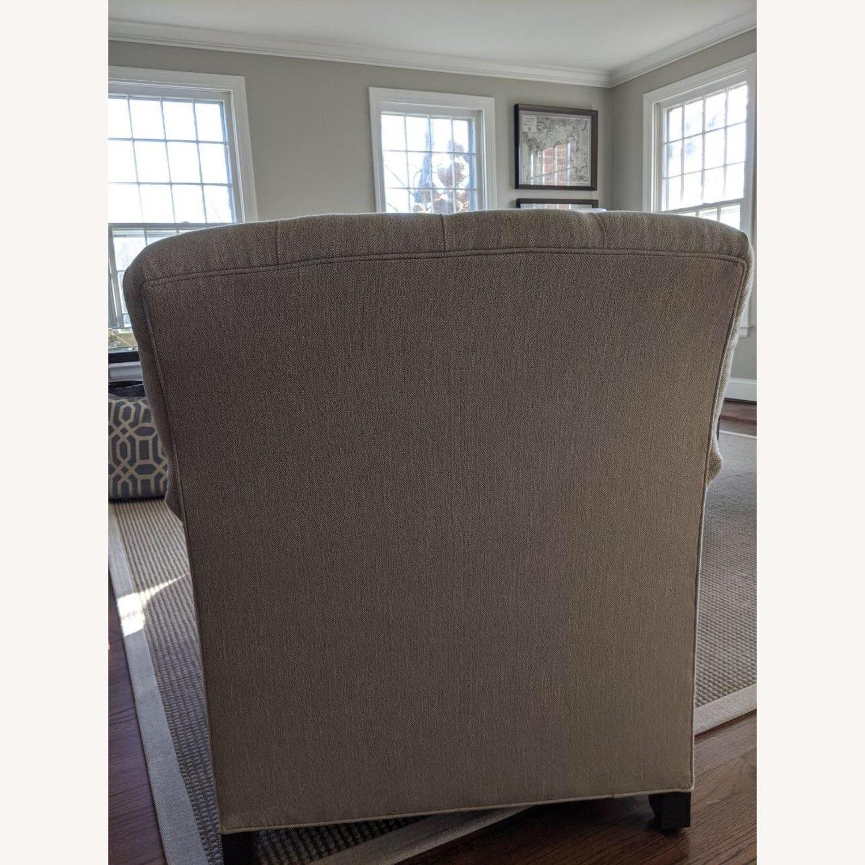 Ethan Allen Mercer Tufted Chair - image-4