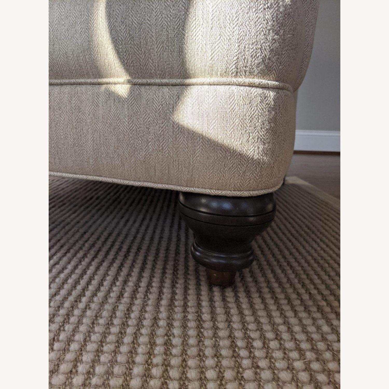 Ethan Allen Mercer Tufted Chair - image-5