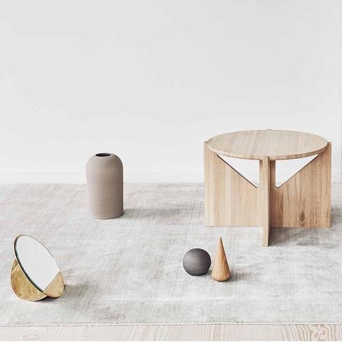 Used Muuto Kristina Dam Table in Oak for sale on AptDeco