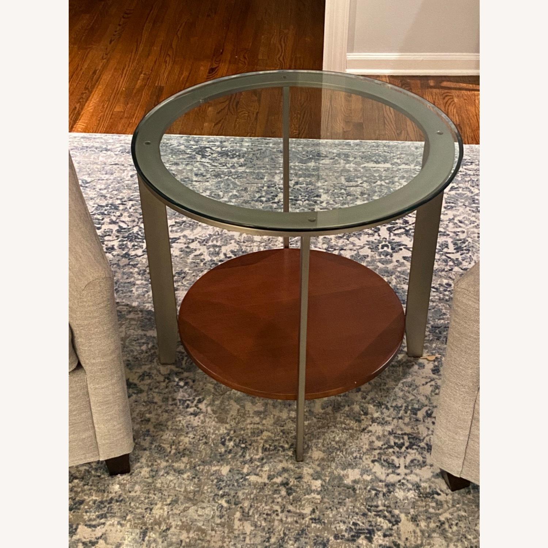Ethan Allen End Table - image-2