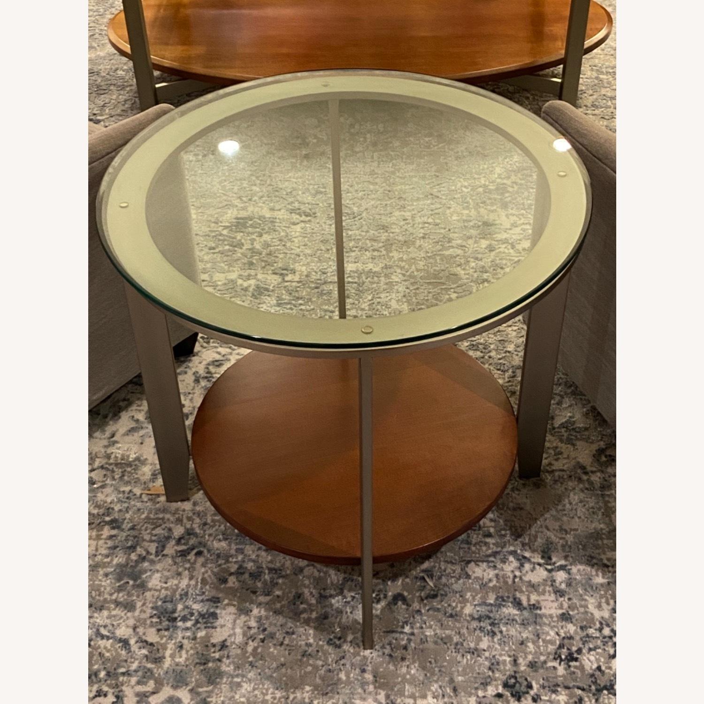 Ethan Allen End Table - image-1
