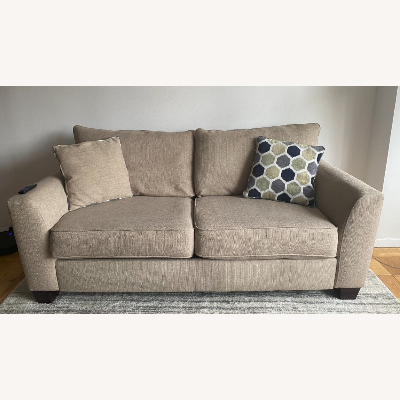 Rooms To Go Sleeper Sofa - image-1