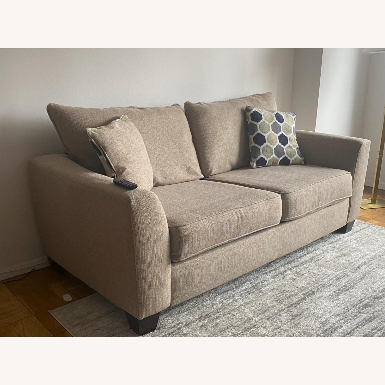 Rooms To Go Sleeper Sofa - image-3