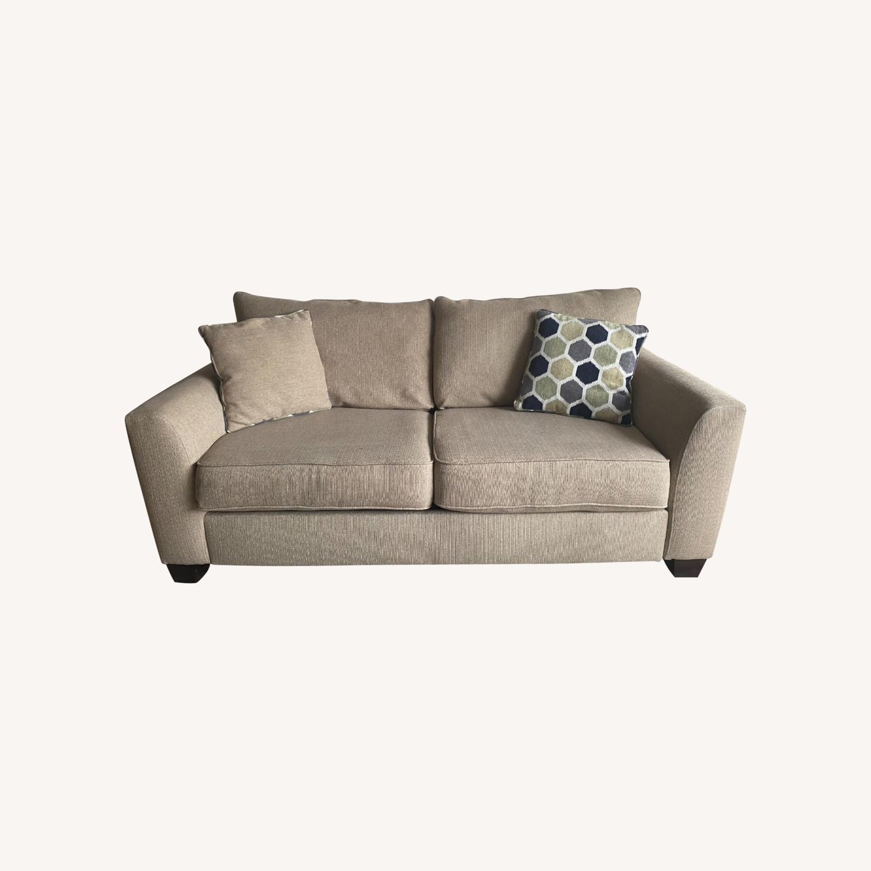 Rooms To Go Sleeper Sofa - image-0
