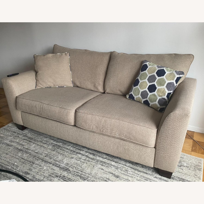 Rooms To Go Sleeper Sofa - image-2