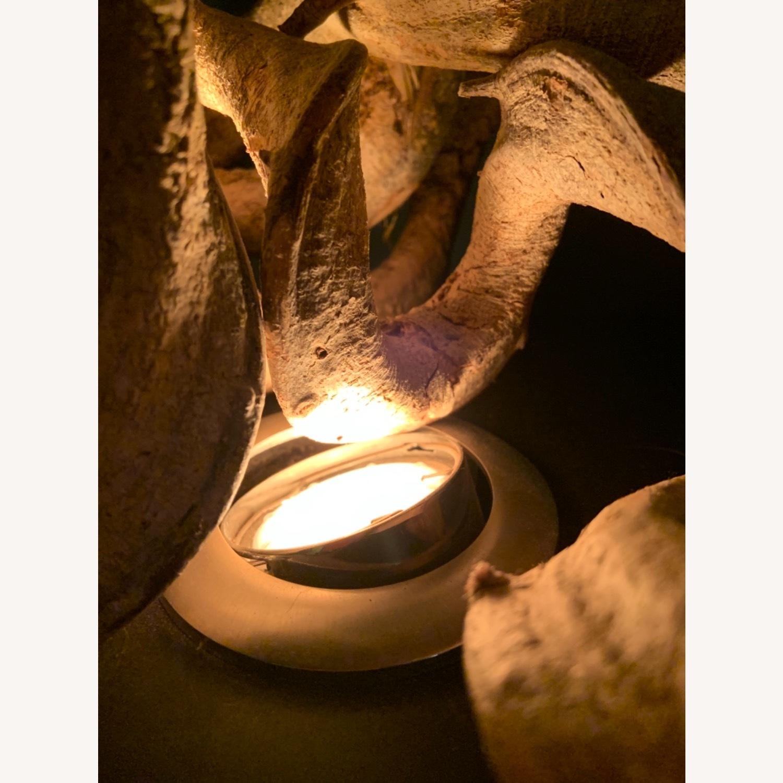 Natural Vine Lamps a pair - image-5