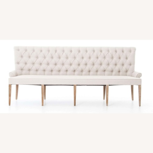 Used Frances & Son Theory Banquette Bench for sale on AptDeco