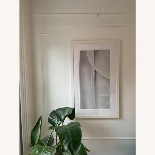 Used XL Framed OKeefe Print for sale on AptDeco