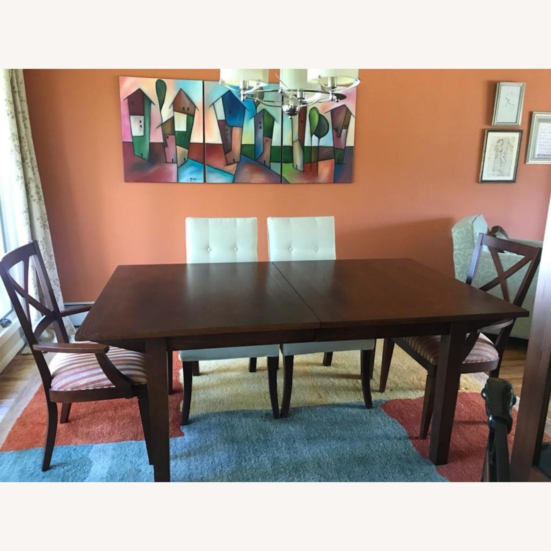 Ethan Allen Horizon Dining Table - image-3