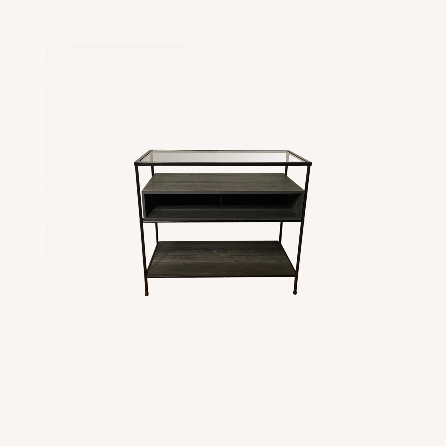 Target TV Table with Storage - image-0