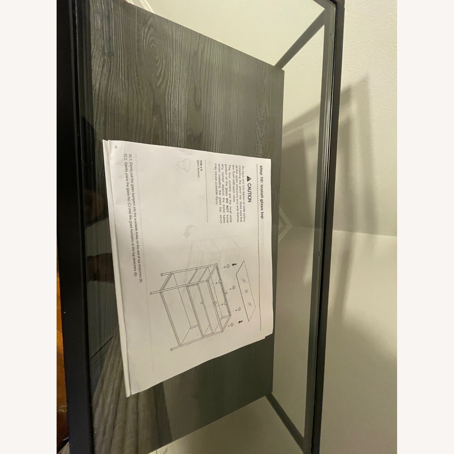 Target TV Table with Storage - image-5