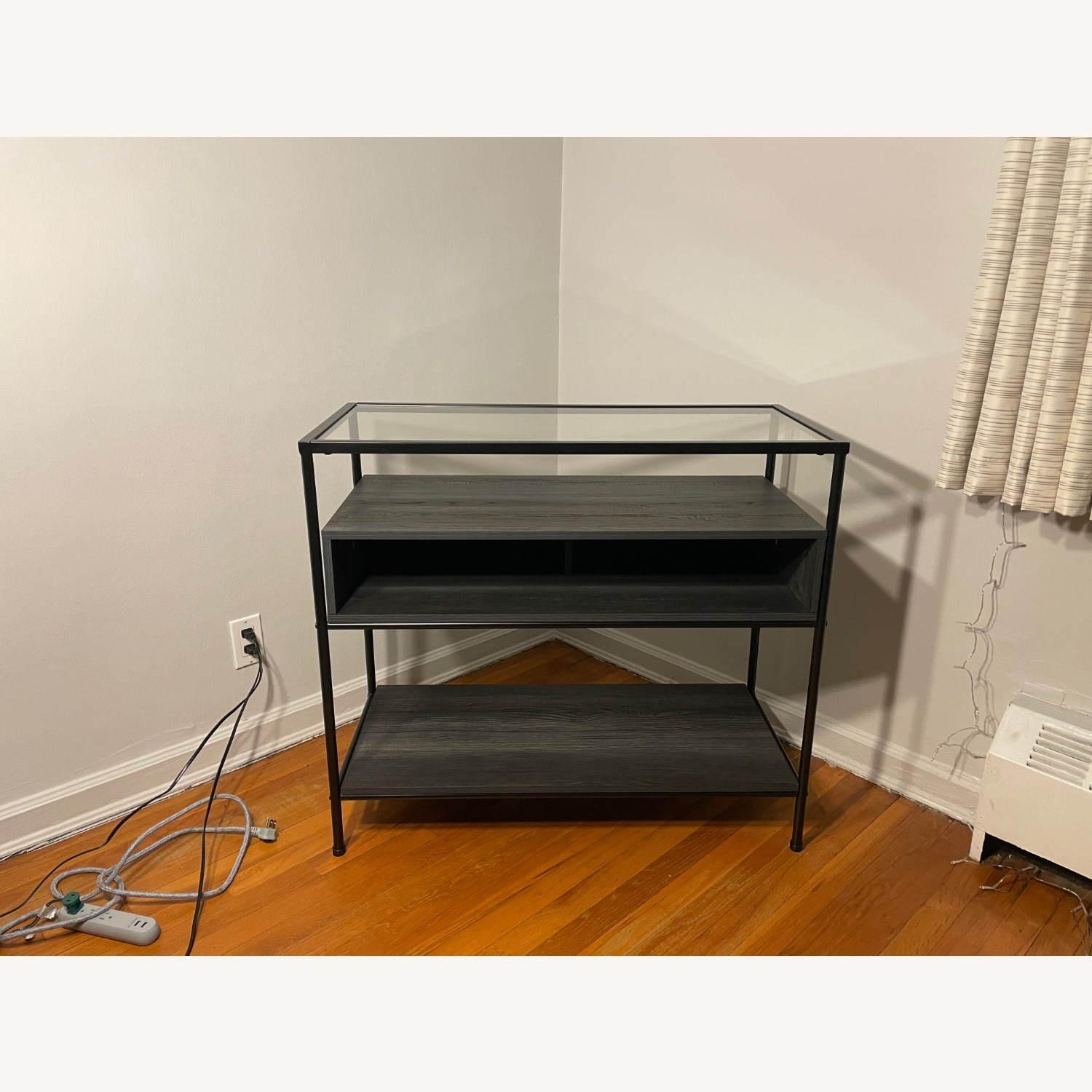 Target TV Table with Storage - image-2
